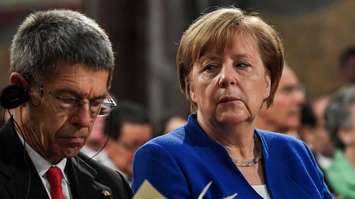 Angela Merkel: Ehe-Drama! Jetzt packt ein Freund aus