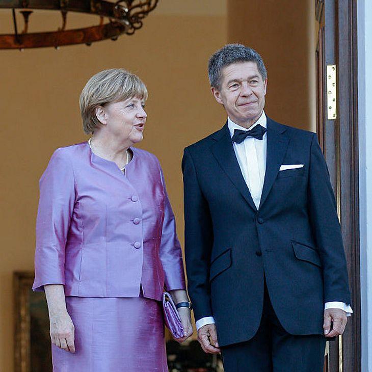 Angela Merkels Ehe leidet unter ihrem Beruf