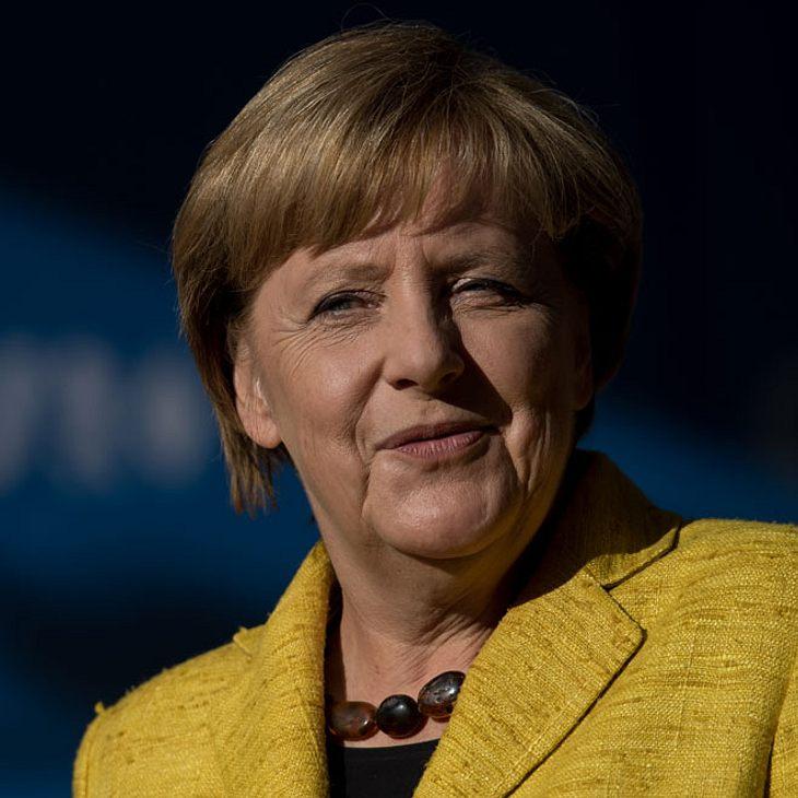 Angela Merkel: Das ist ihr echter Name!