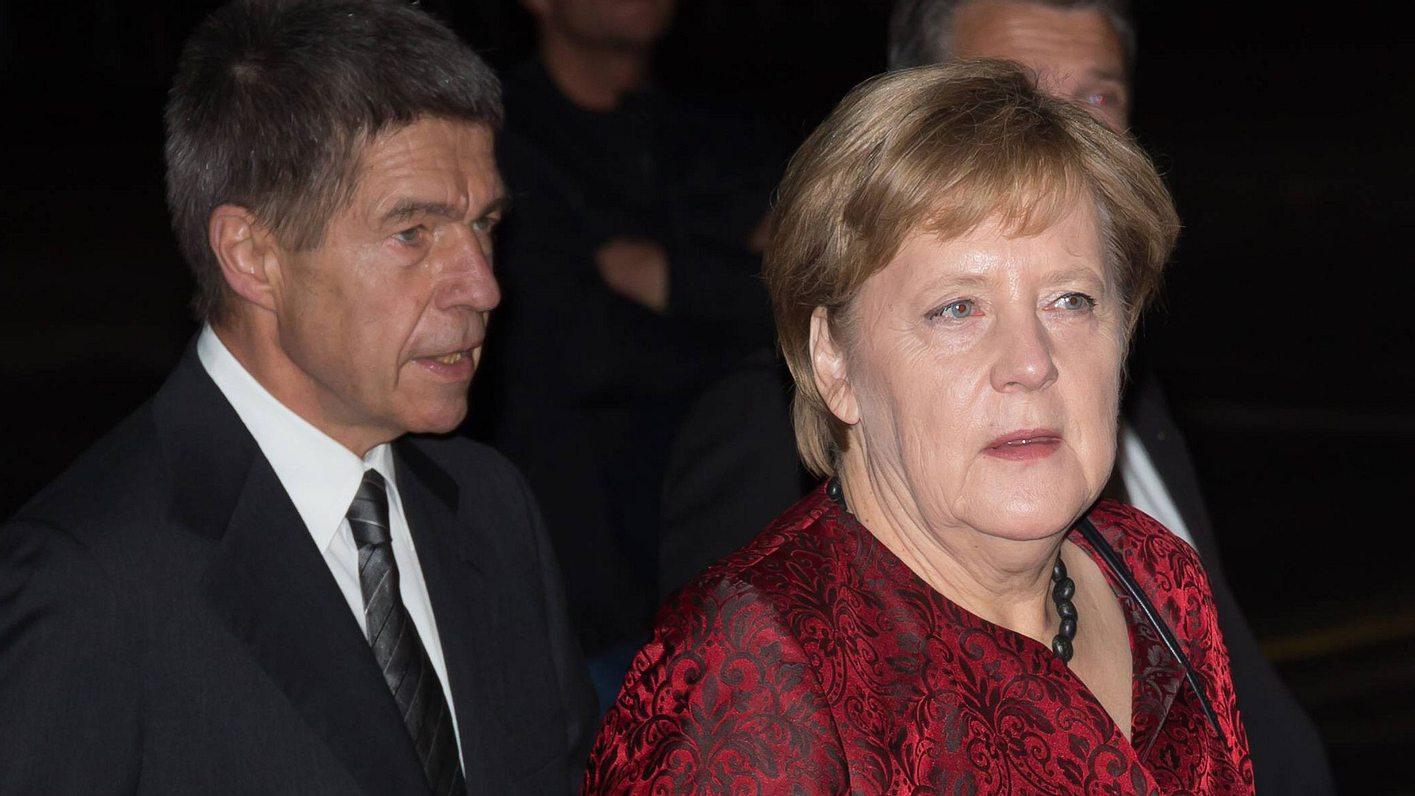 Angela Merkel & Joachim Sauer: Bitteres Ende! Ihr privates