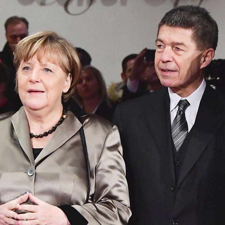 Angela Merkel Joachim Sauer