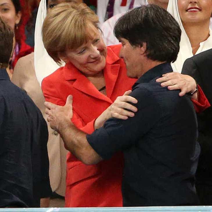 Angela Merkel & Jogi Löw: Intimes Geständnis!