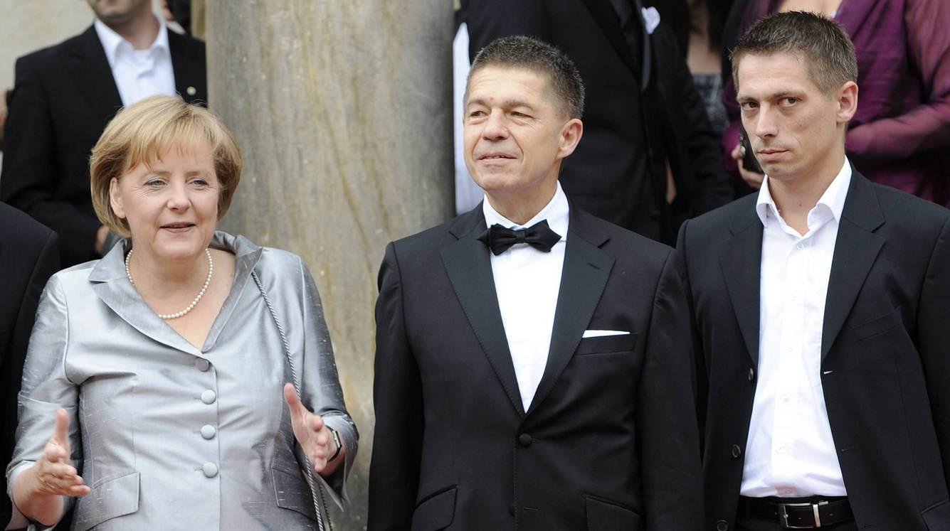 Sohn Von Angela Merkel
