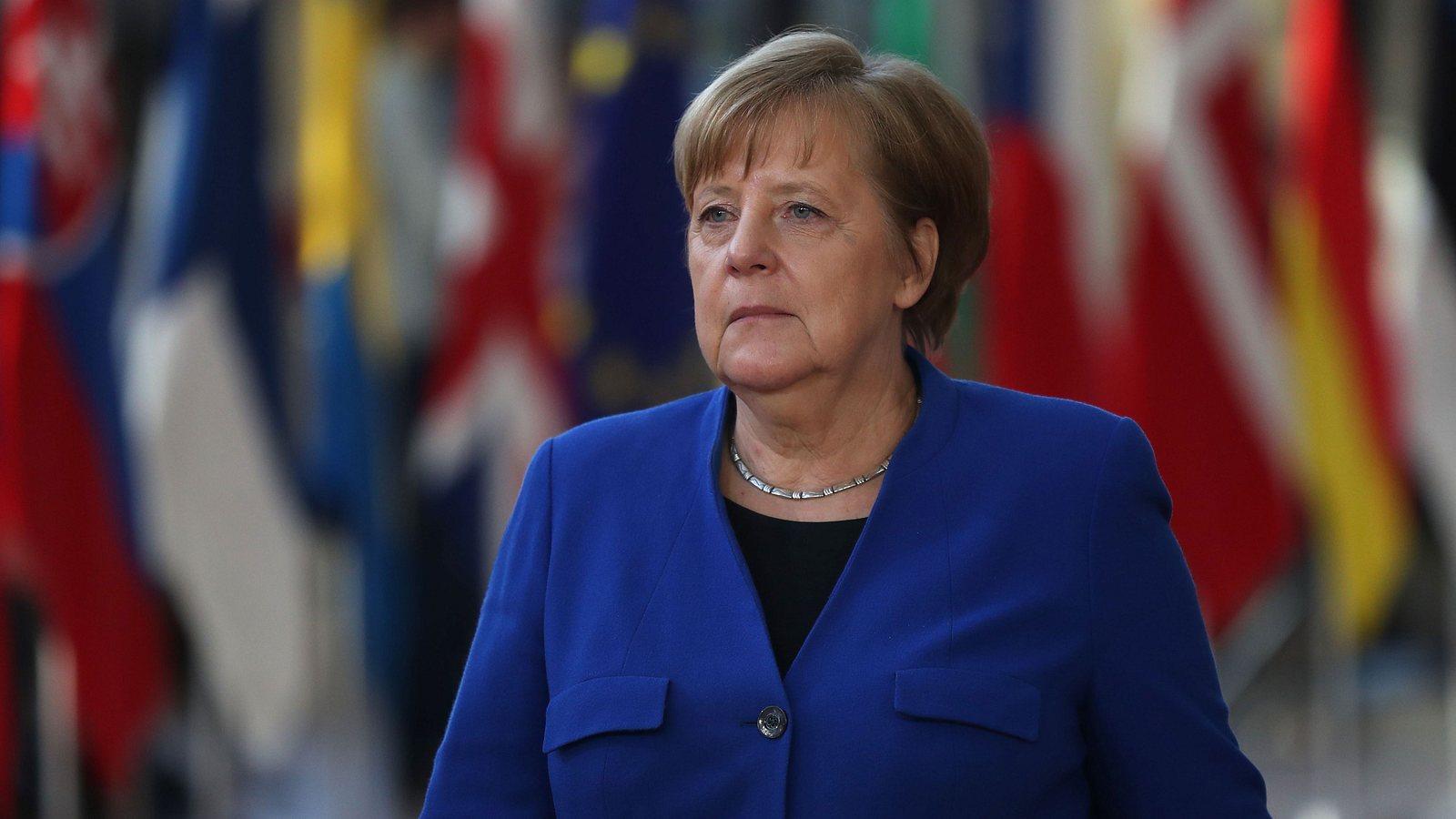 Angela Merkel 90er