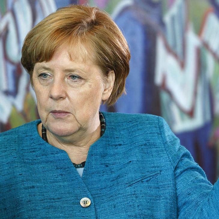 Angela Merkel: Große Sorge um ihre Mutter