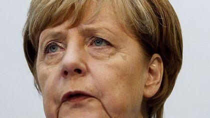 Angela Merkel: Erste Rücktrittsgerüchte - Foto: Getty Images