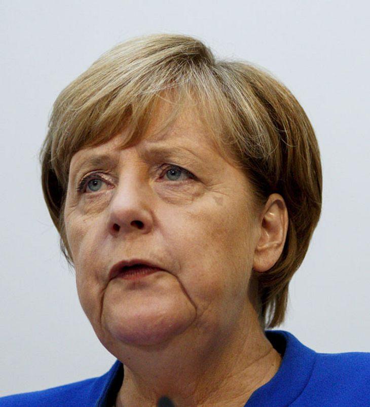 Angela Merkel: Erste Rücktrittsgerüchte