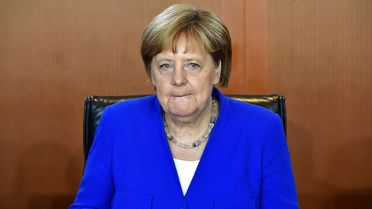 Angela Merkel: Sex-Skandal!