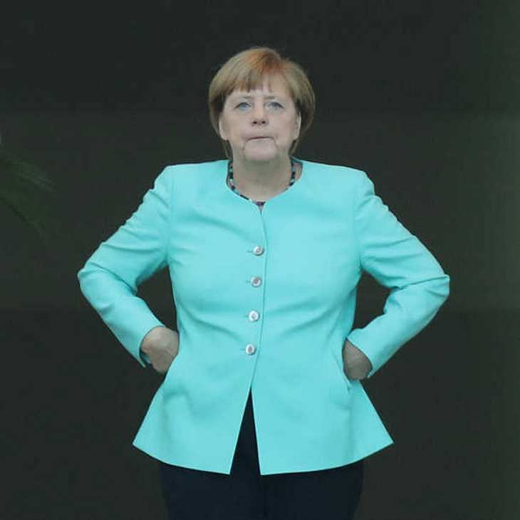 Bundeskanzlerin Angela Merkel im Instagram-Shitstorm!