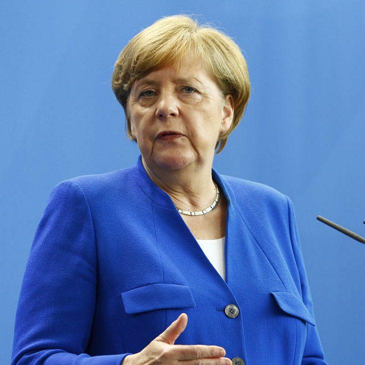 Angela Merkel sorgt sich um ihre Mutter