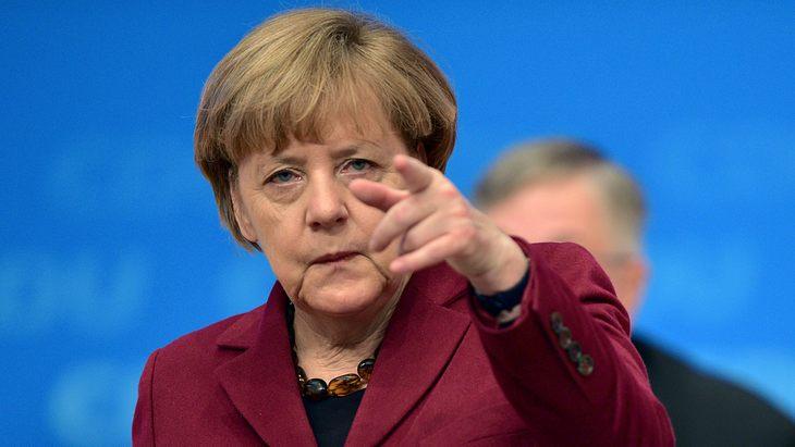 Angela Merkel: Seltener privater Einblick