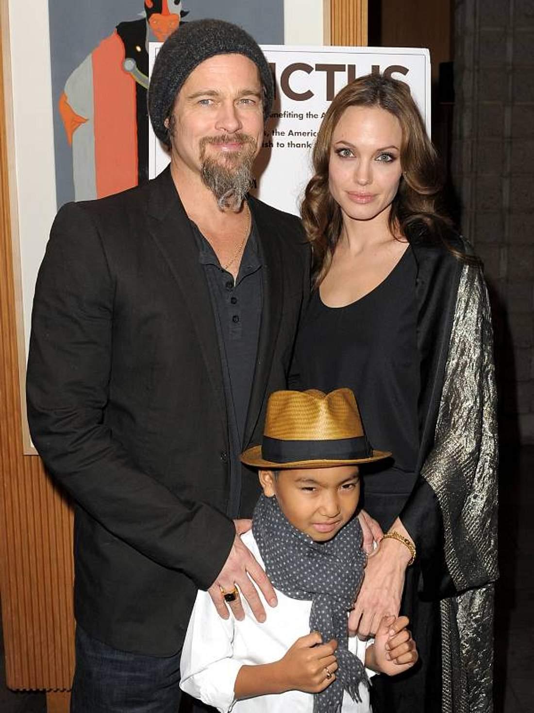 Angelina Jolie und Brad Pitt wollen in der Kindererziehung alles richtig machen.