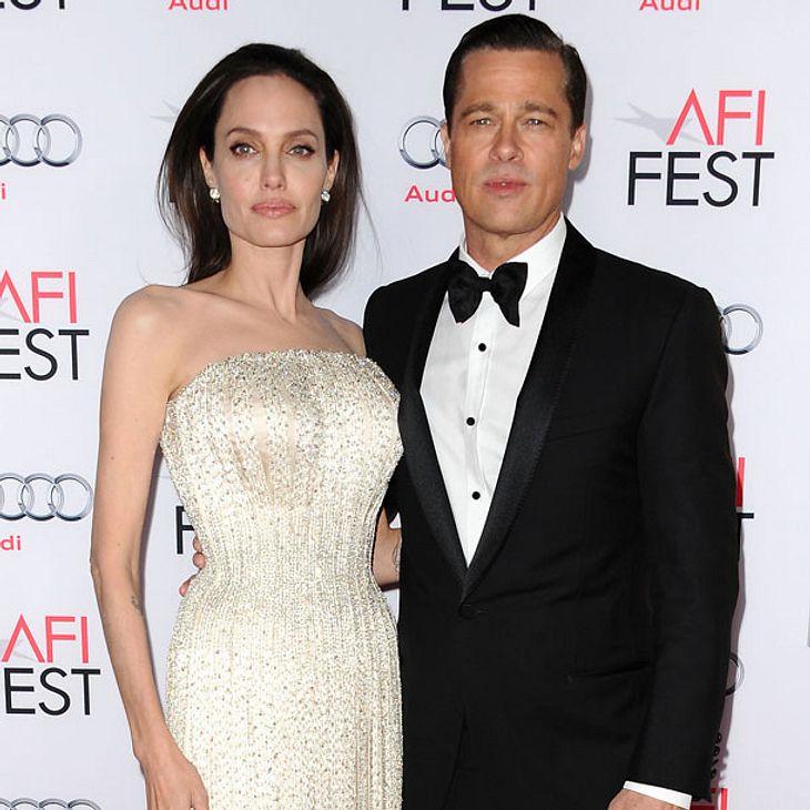 Angelina Jolie & Brad Pitt: Trennung?