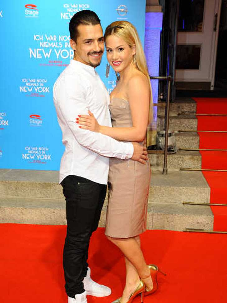 """Angelina Heger und Chrissi sind """"in love""""."""