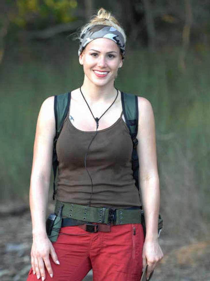 Angelina Heger hat das Dschungelcamp freiwillig verlassen