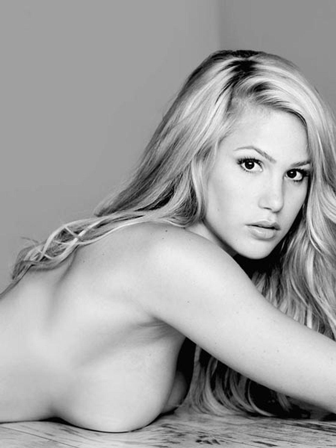 """Angelina Heger hat sich für den """"Playboy"""" ausgezogen"""
