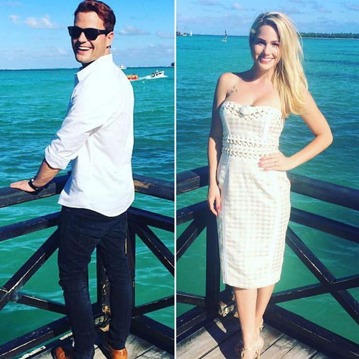Angelina Heger Rocco Stark Hochzeit