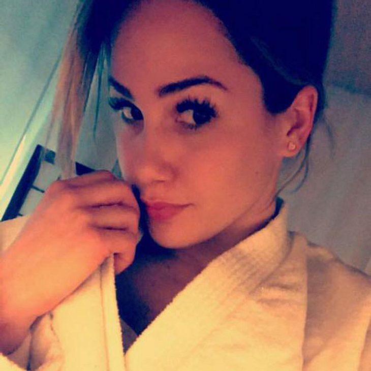 Angelina Heger: Offiziell wieder Single!