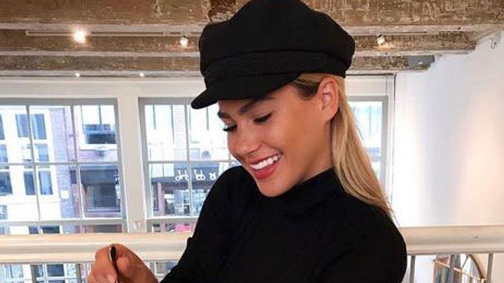 Angelina Heger: Verlobt mit ihrem Fußballer?