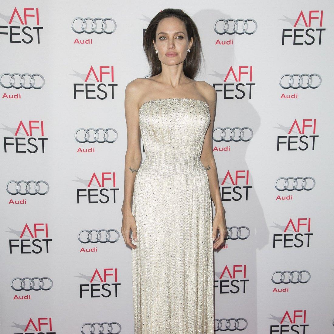 Angelina Jolie hat Selbstzweifel