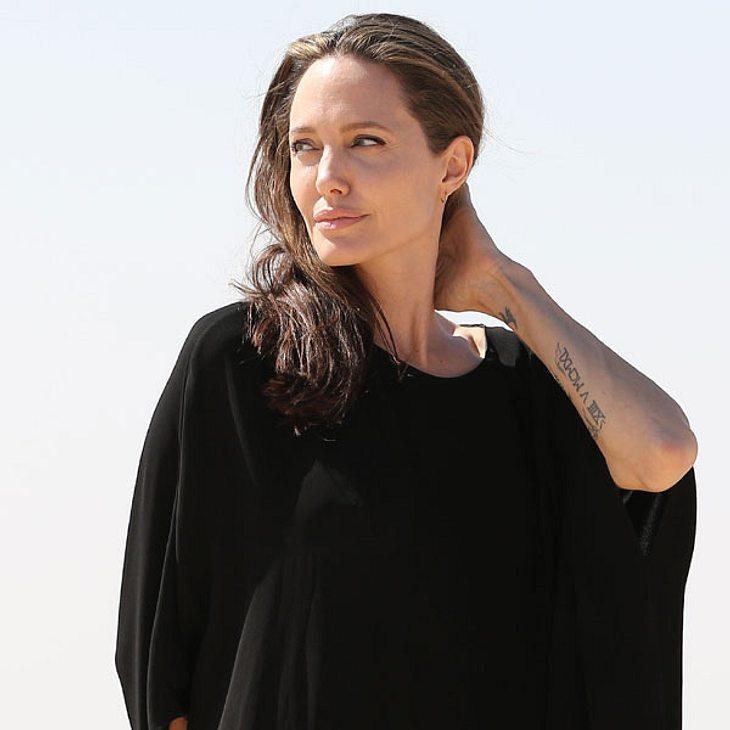 Plant Angelina Jolie ein weiteres Kind zu adoptieren?
