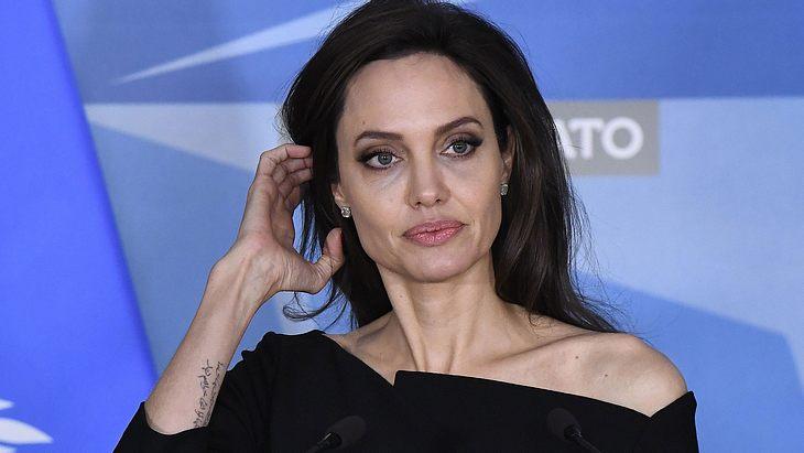 Angelina Jolie: Jetzt eskaliert die Situation!