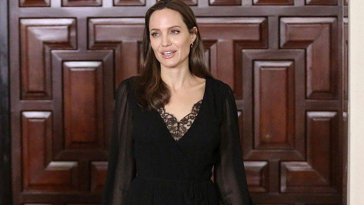 Angelina Jolie: Überraschende Baby-News!