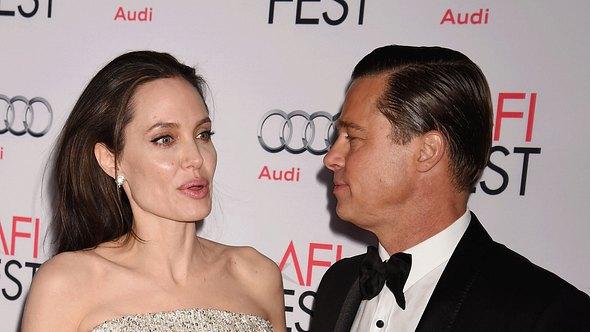 Angelina Jolie Brad Pitt - Foto: Getty Images