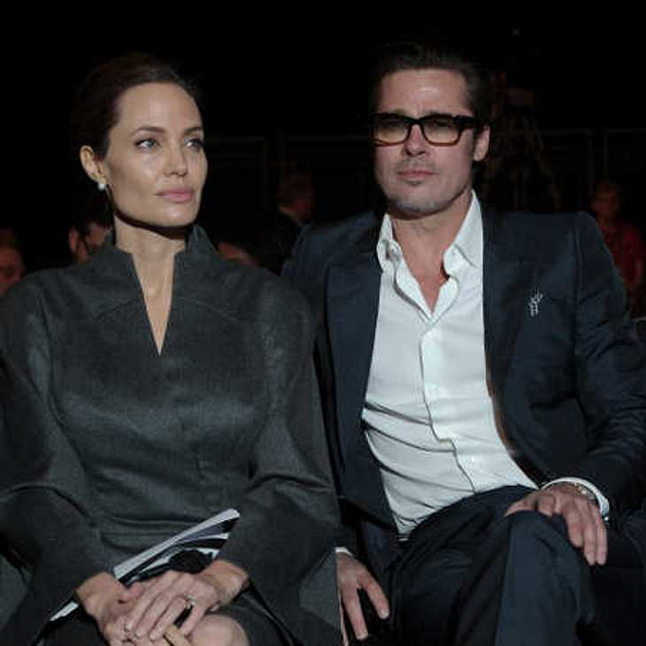 Angelina Jolie & Brad Pitt: Ehekrise?