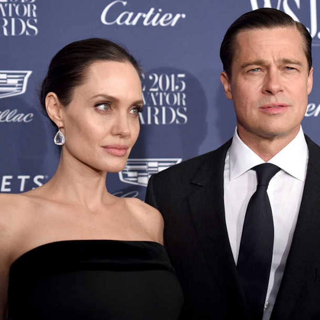 Angelina Jolie & Brad Pitt: Verlieren sie Pax und Maddox?