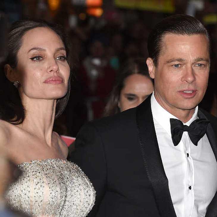 Brad Pitt und Angelina Jolie beenden öffentliche Schlammschlacht!