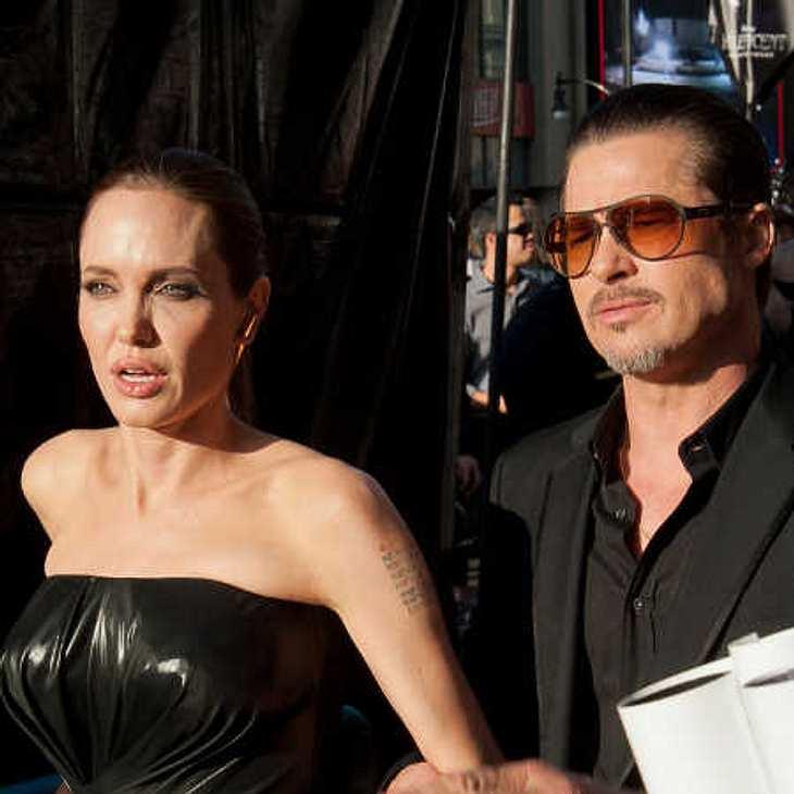 Angelina Jolie & Brad Pitt: Trennung auf Zeit!