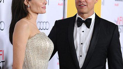 Angelina Jolie & Brad Pitt: Versöhnung! - Foto: Getty Images