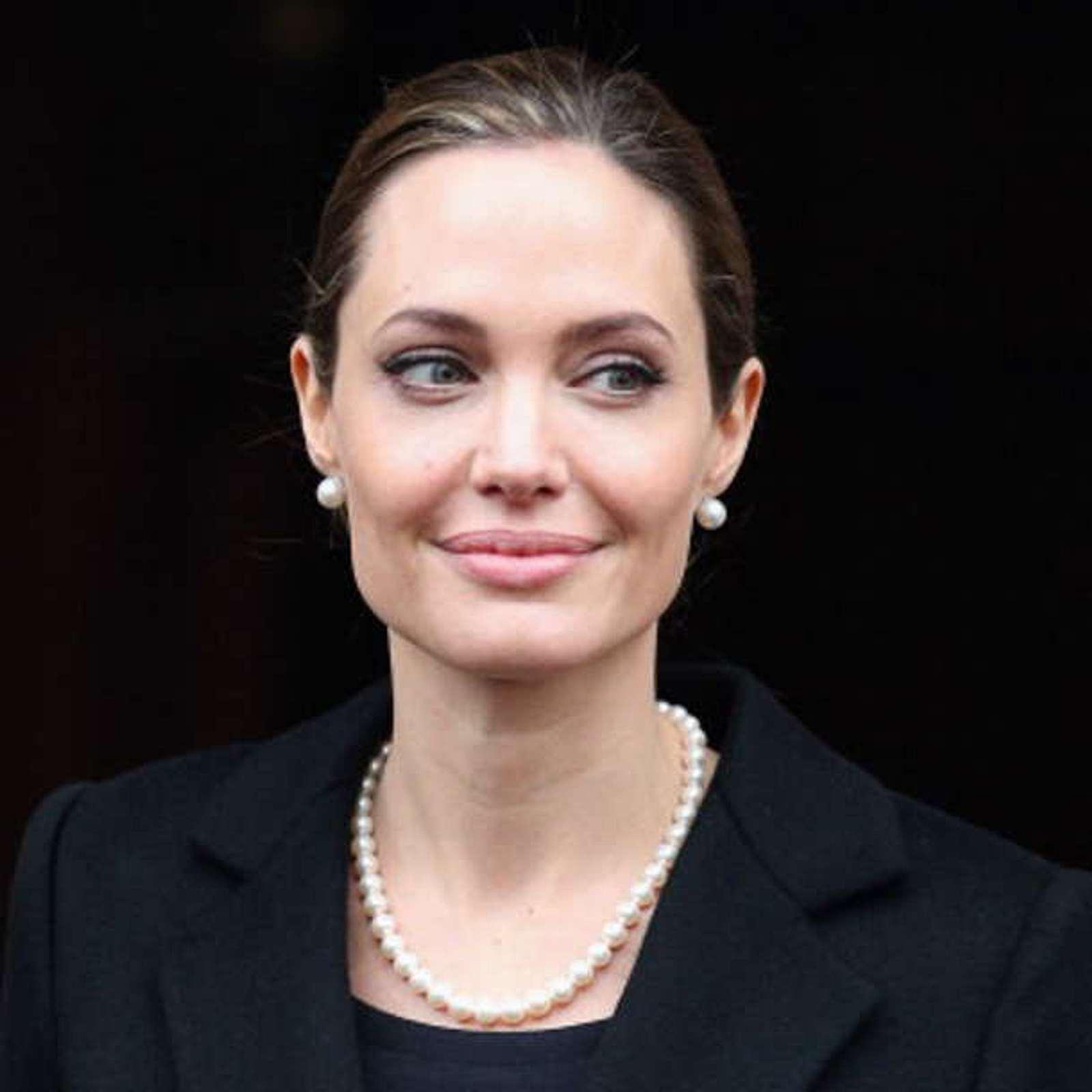 Angelina Jolie Affäre