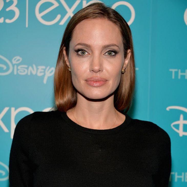 Angelina Jolie dreht wieder.