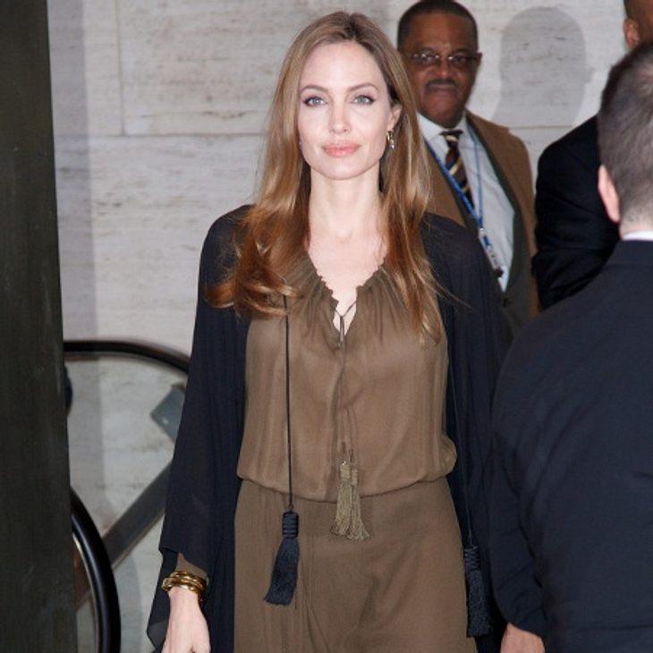 Nach den Brüsten will Angelina sich nun auch die Eierstöcke entfernen lassen