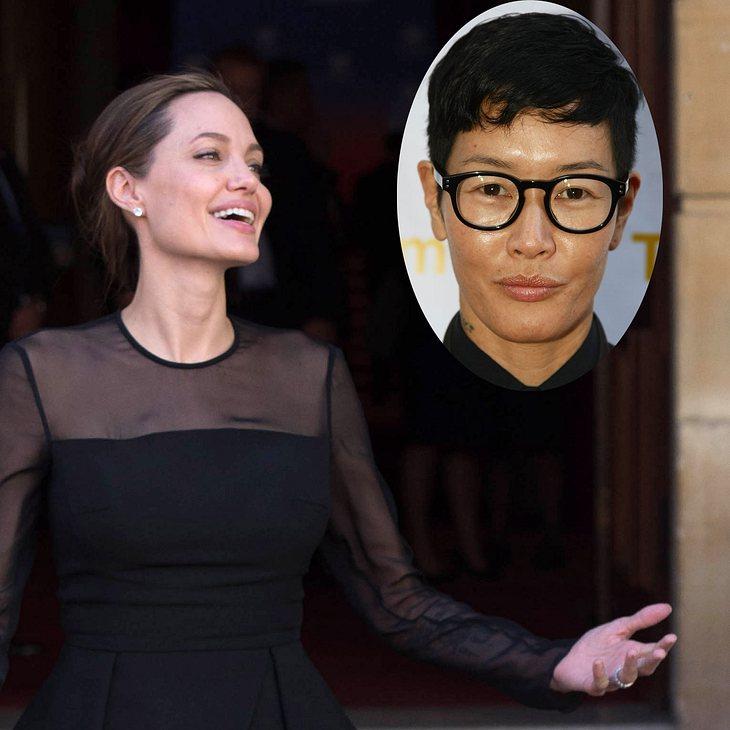 Angelina Jolie: Zurück zu Ex-Freundin Jenny Shimizu?