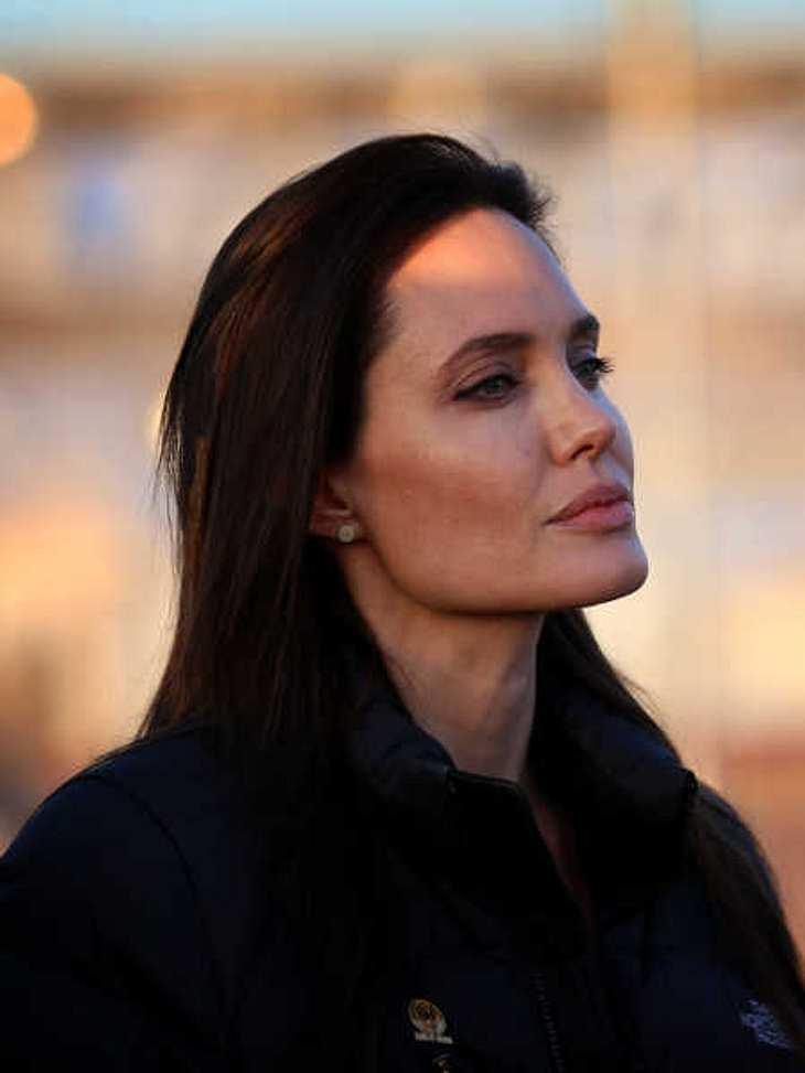 Angelina Jolie im Irak-Einsatz!
