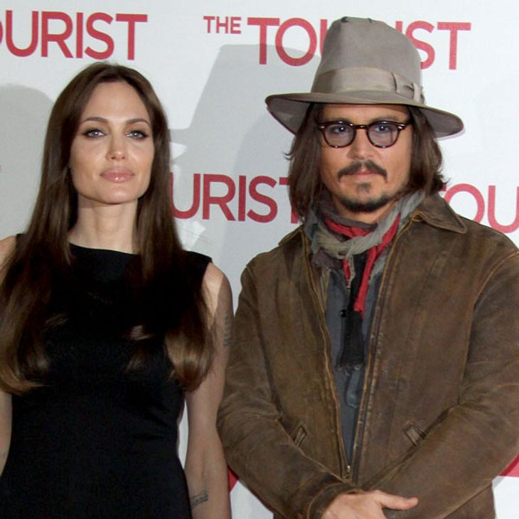 Angelina Jolie Johnny Depp