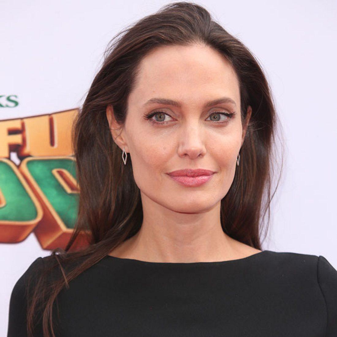 Angelina Jolie wollte nie Kinder