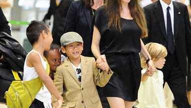 Angelina Jolie Kinder Sprachen - Foto: Gettyimages