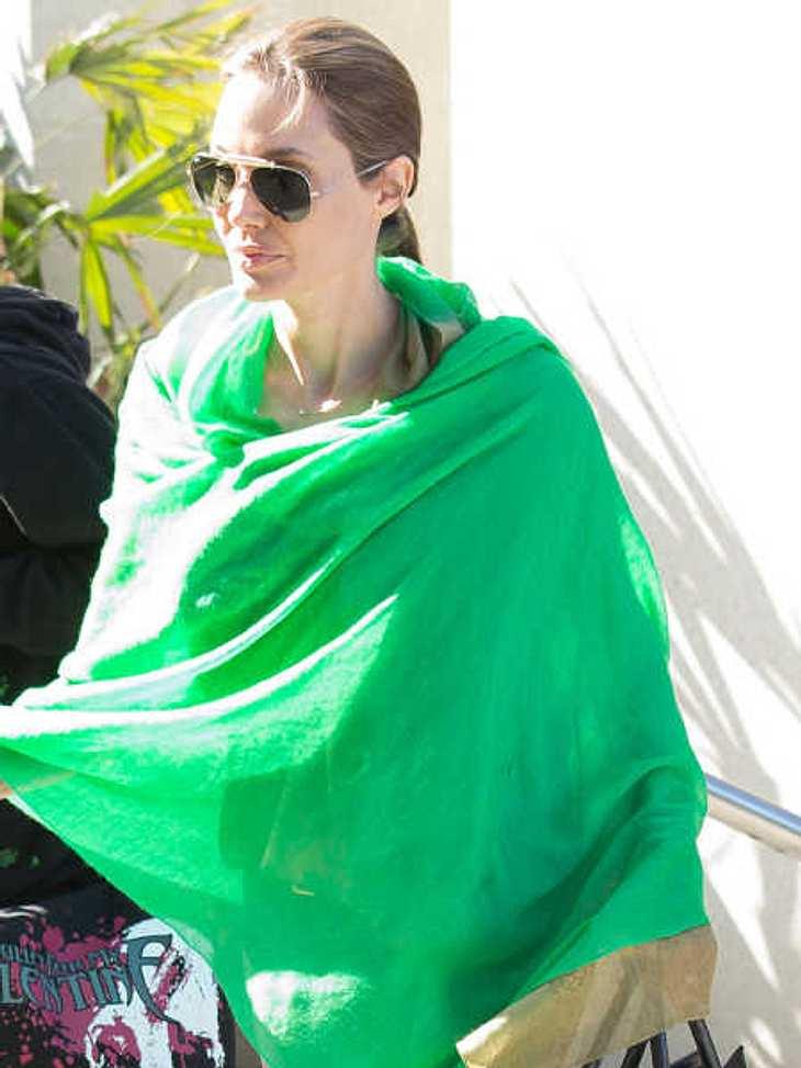 Angelina Jolie ernährt sich nur noch von Körnern!