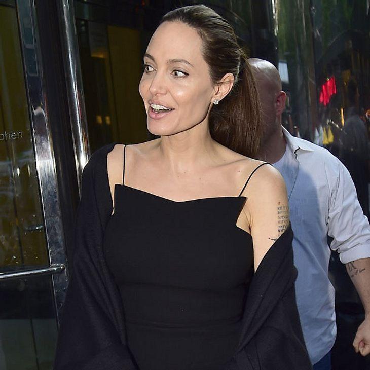 Hat Angelina Jolie längst einen neuen Mann?