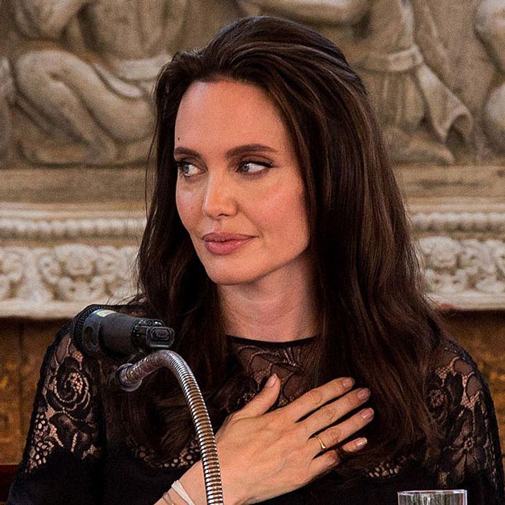 Angelina Jolie: Hat dieser Mann ihr den Kopf verdreht?