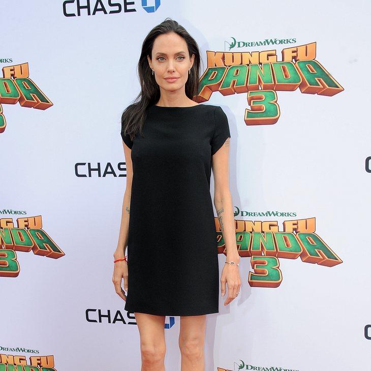 Angelina Jolie schockt mit Mager-Auftritt