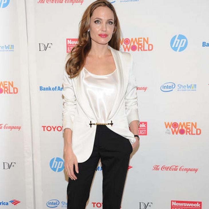 Angelina Jolie wurde eine Filmrolle vor der Nase weggeschnappt.
