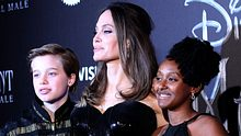 Angelina Jolie Shiloh Zahara - Foto: Getty Images