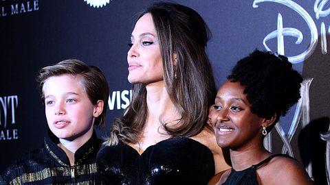 Angelina Jolie Shiloh Zahara - Foto: Getty Images