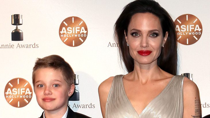 Angelina Jolie Shiloh