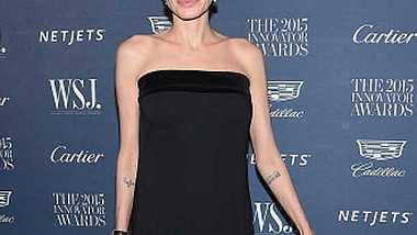 Angelina Jolie dünn - Foto: Gettyimages